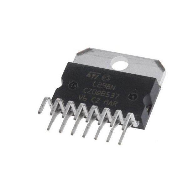 آی سی درایور مدل  L298