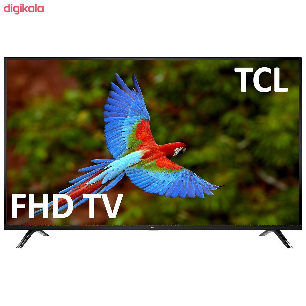 تلویزیون ال ای دی تی سی ال مدل 43D3000i سایز 43 اینچ main 1 1