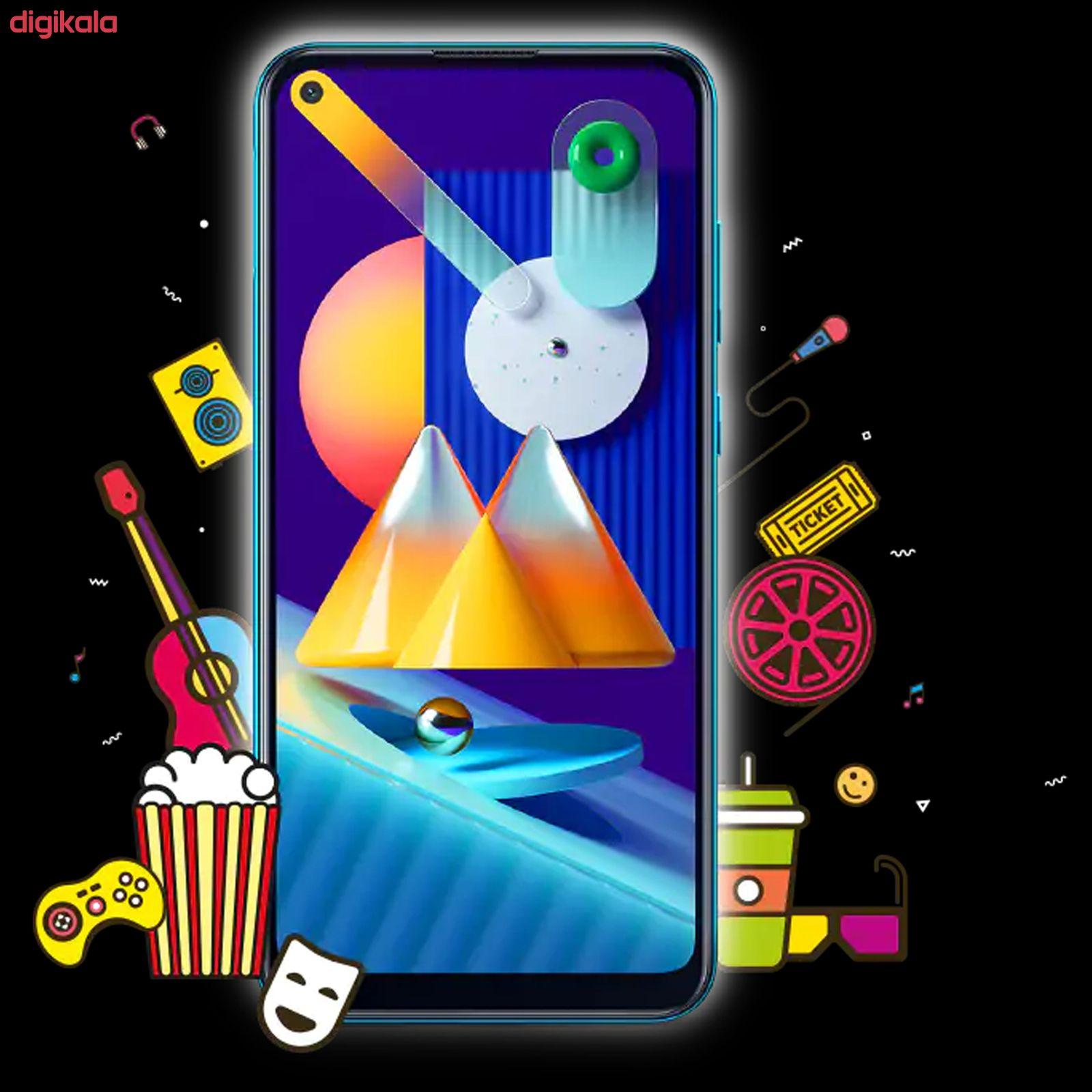 گوشی موبایل سامسونگ مدل  Galaxy M11 SM-M115F/DS دو سیم کارت ظرفیت 32 گیگابایت main 1 17