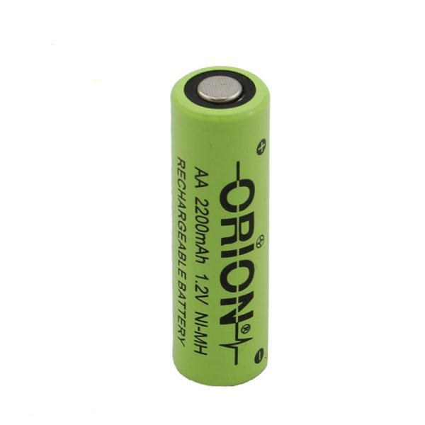 باتری قلمی قابل شارژ اوریون مدل2200