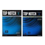 کتاب Top Notch Fundamentals اثر Joan Saslow And Allen Ascher انتشارات زبان مهر 2 جلدی