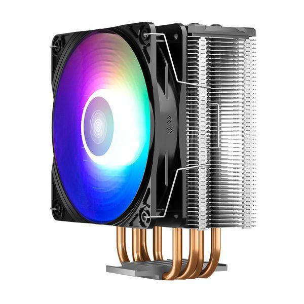 خنک کننده پردازنده دیپ کول مدل GAMMAXX GT A-RGB