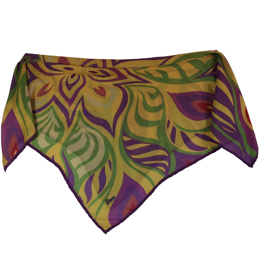 روسری زنانه بلو اسکارف مدل 8081611