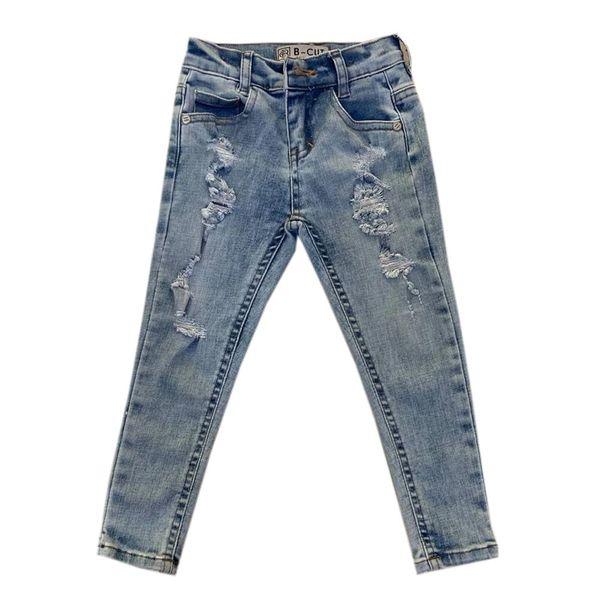 شلوار جین بچگانه مدل Bcut