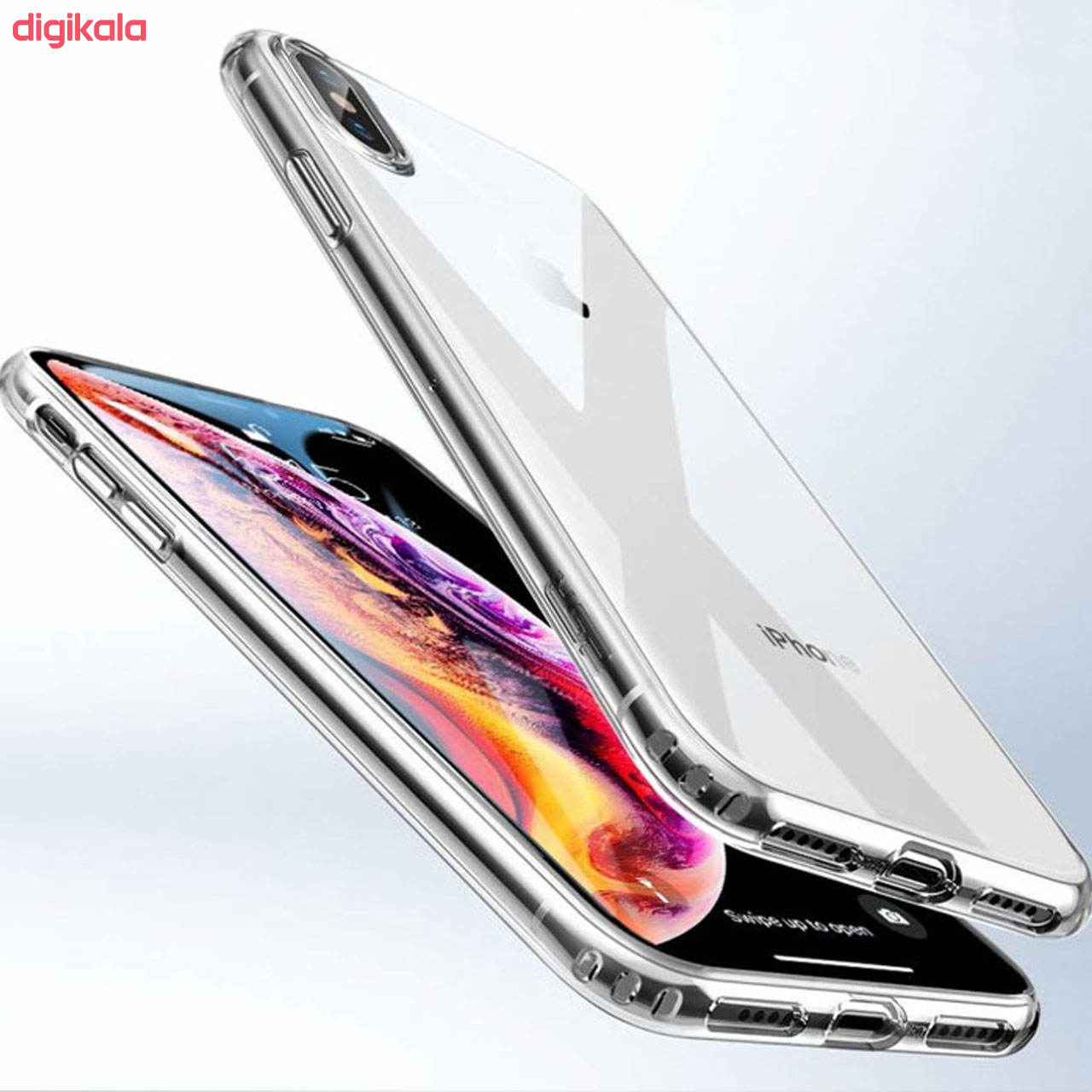 کاور مدل BLKN مناسب برای گوشی موبایل اپل iPhone XS Max main 1 1