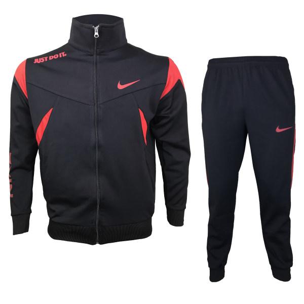 ست گرمکن و شلوار  ورزشی مردانه مدل N-100BL
