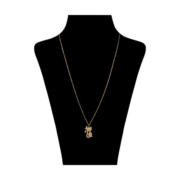 گردنبند طلا 18 عیار زنانه نیوانی مدل N1068