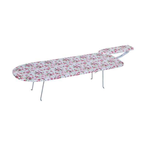 میز اتو راکی مدل گلدار کد 03