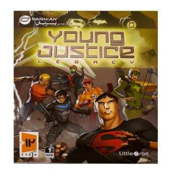 بازی young justice legacy مخصوص xbox 360
