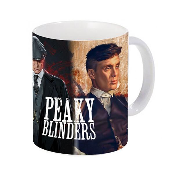 ماگ طرح پیکی بلایندرز Peaky blinders کد 184