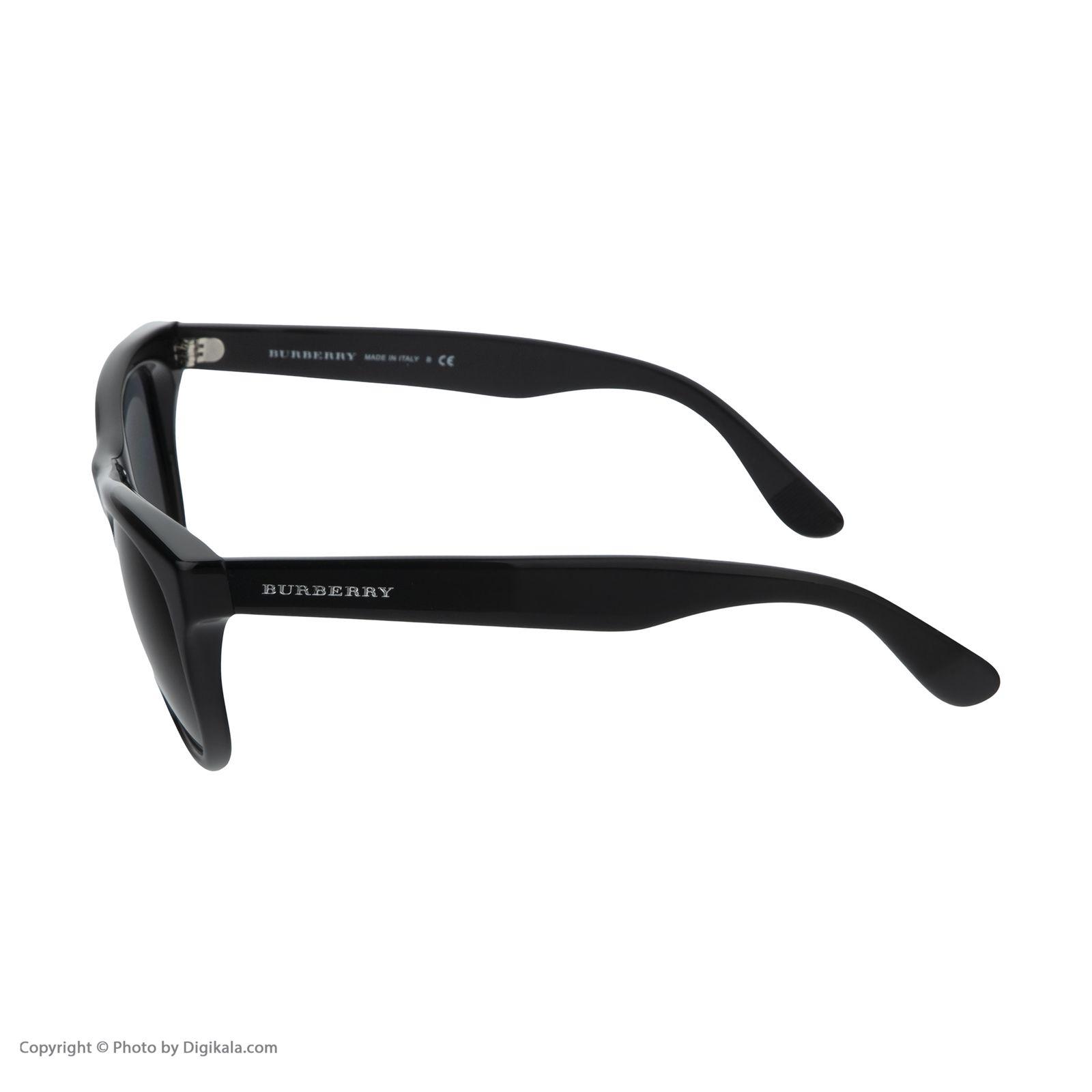 عینک آفتابی مردانه بربری مدل BE 4195S 300187 52 -  - 6