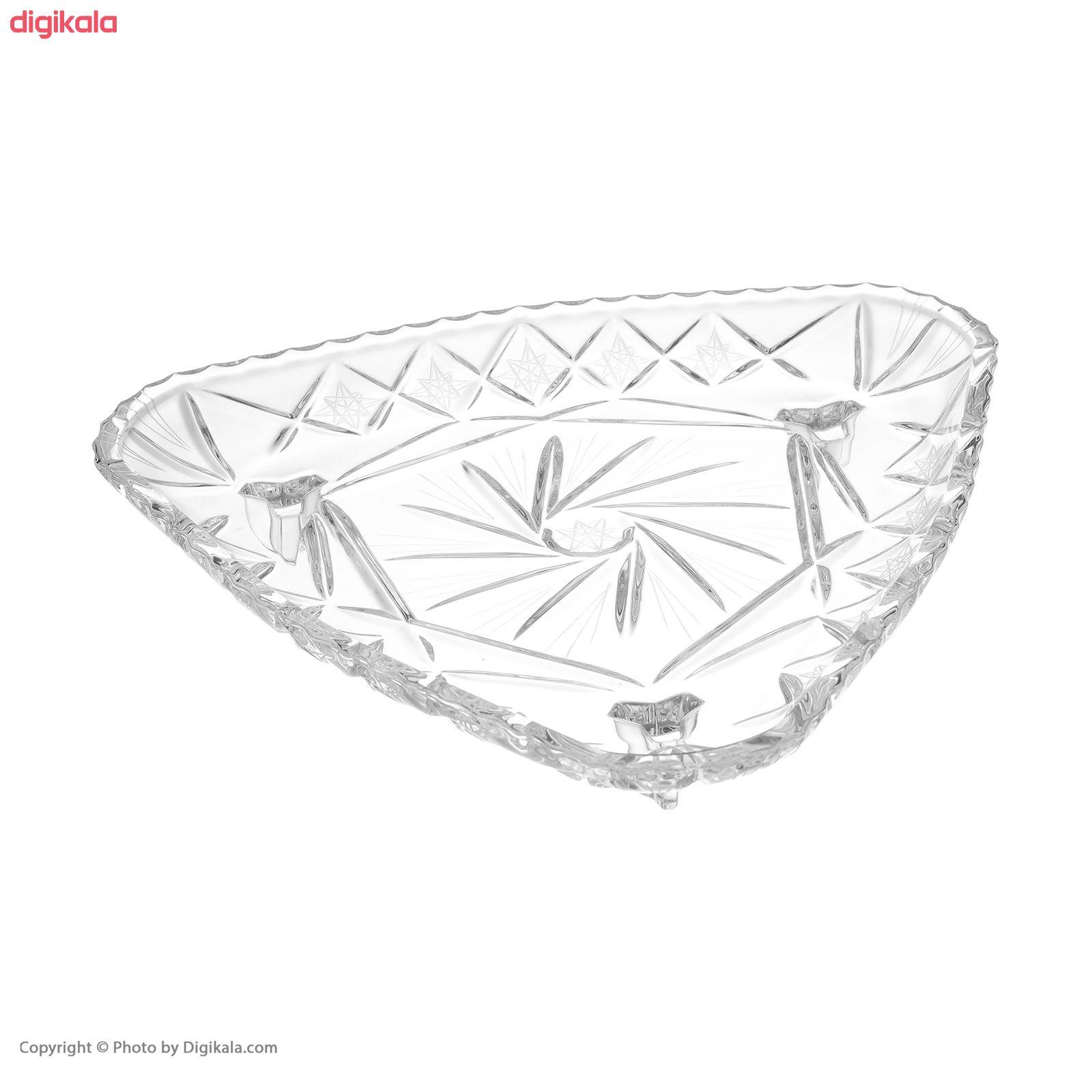 شیرینی خوری جهان کریستال سری هریس کد 40561  main 1 3