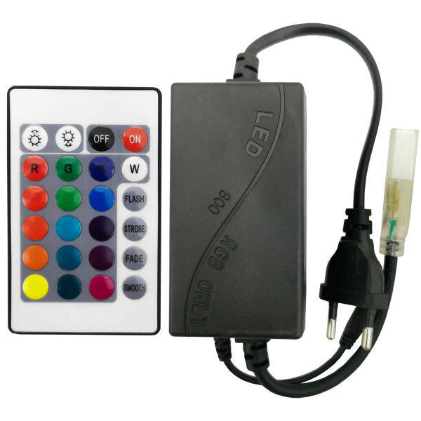 ریموت کنترل ریسه مدل RGB