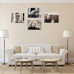 پوستر طرح مریلین مونرو کد A-2159-Marilyn Monroe مجموعه 4 عددی