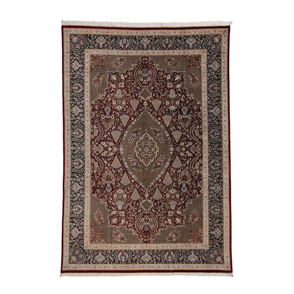 فرش دستباف 9 متری شرکت سهامی فرش ایران کد 409740