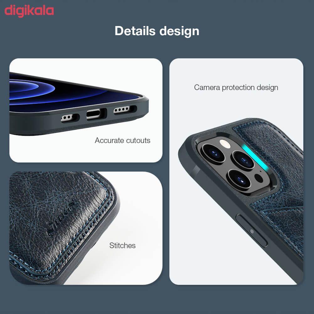 کاور نیلکین مدل AOGE-12PRMX-12MX مناسب برای گوشی موبایل اپل IPHONE 12 PRO MAX main 1 15