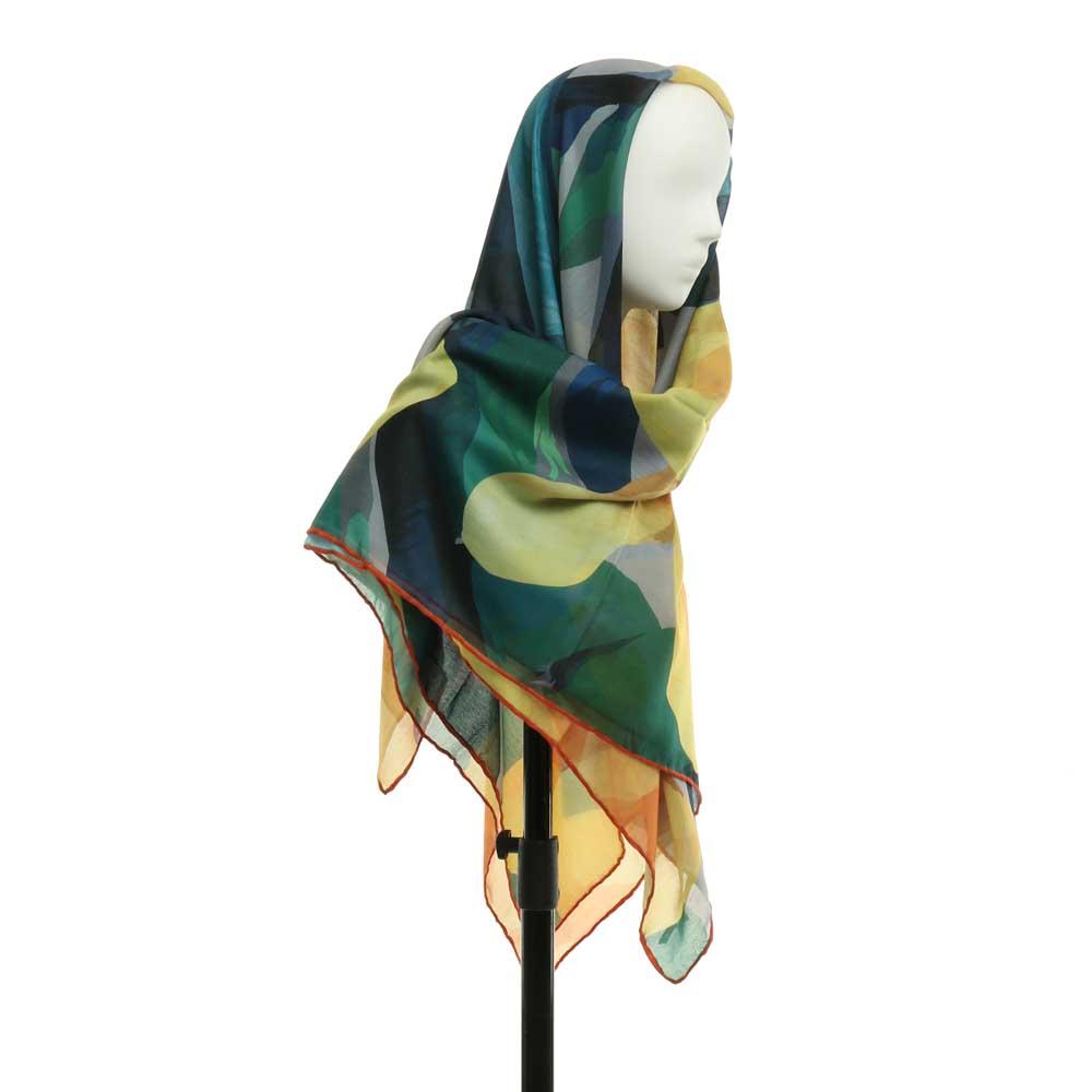 خرید                                      روسری زنانه نوولاشال مدل 0278