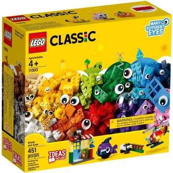 لگو سری Classic مدل Bricks and Eyes 11003