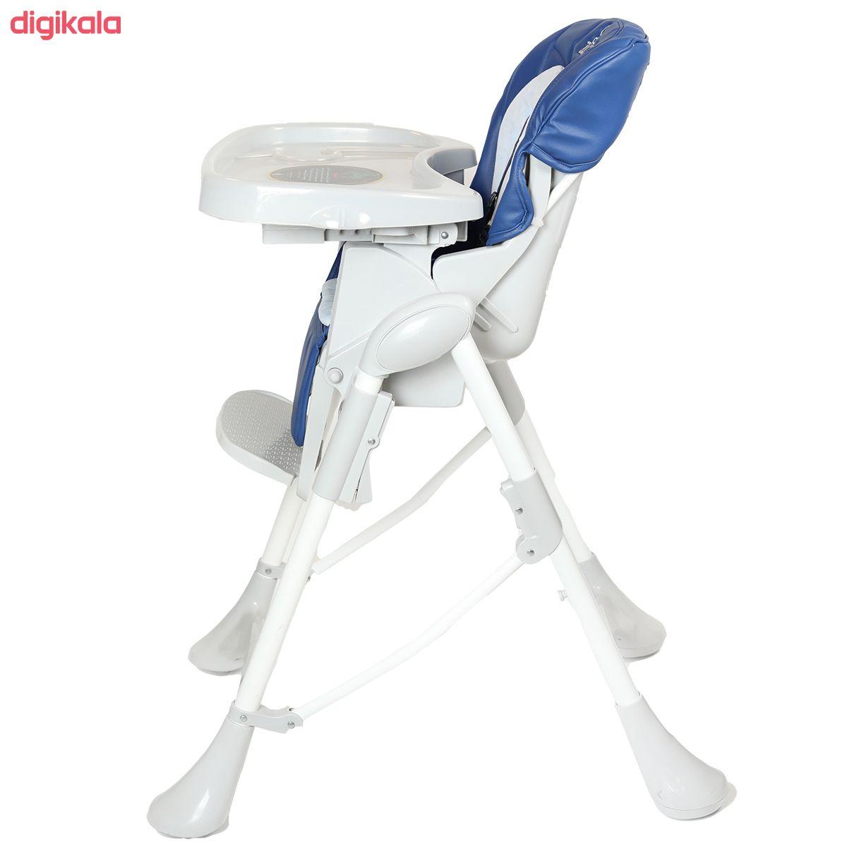 صندلی غذاخوری کودک زویی مدل  z110 main 1 2