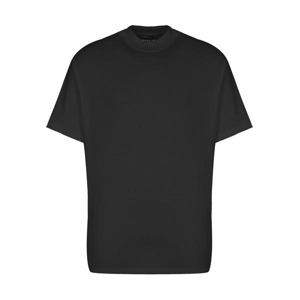 تیشرت آستین کوتاه مردانه گری مدل H22