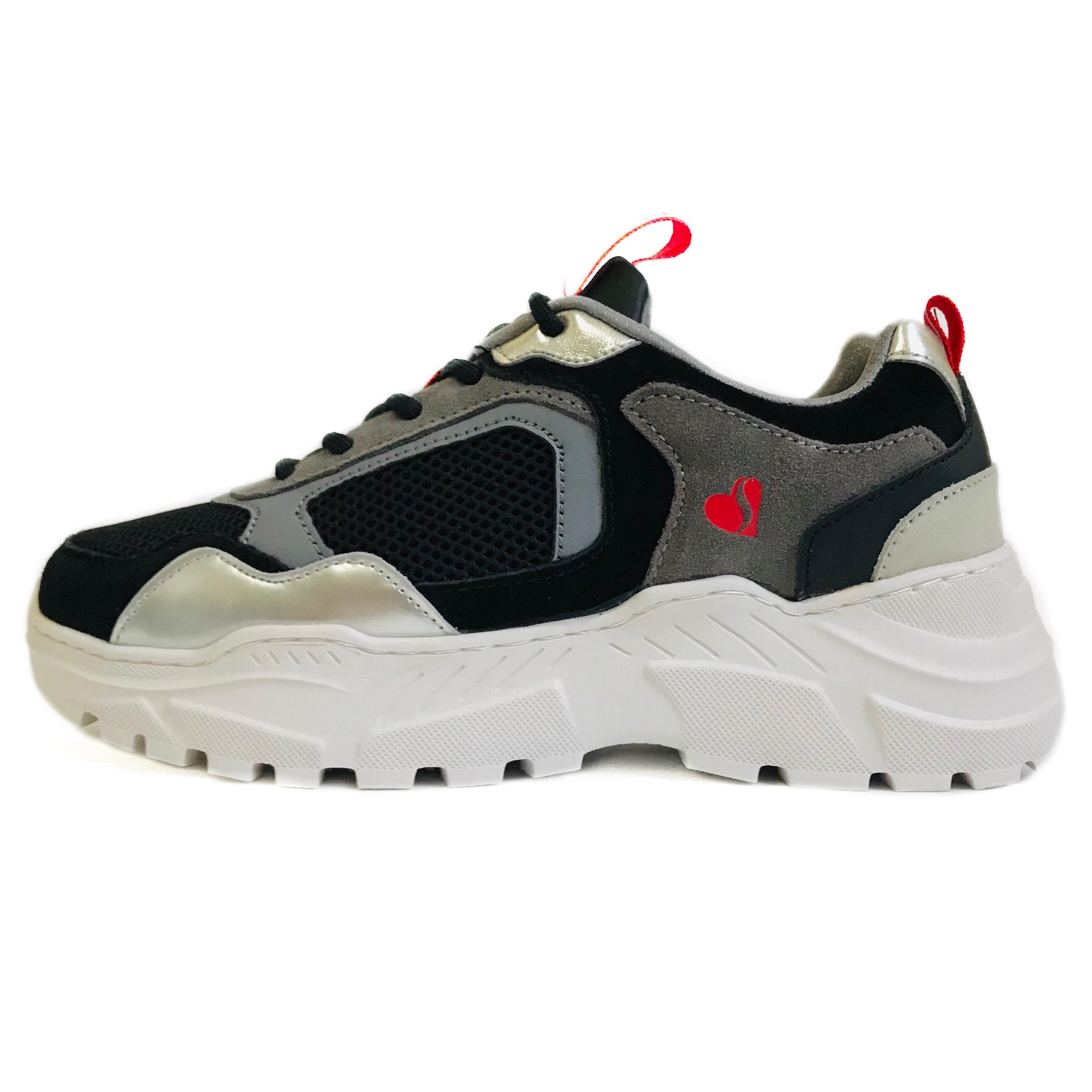 کفش پیاده روی زنانه اسکچرز مدل 74245BLK