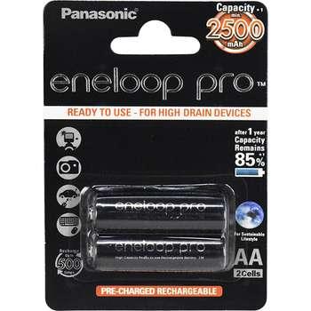 باتری قلمی قابل شارژ پاناسونیک مدل eneloop pro_340