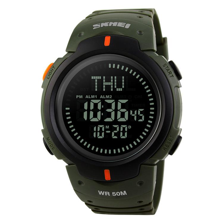 قیمت و خرید                      ساعت مچی دیجیتال مردانه اسکمی مدل 1231gr