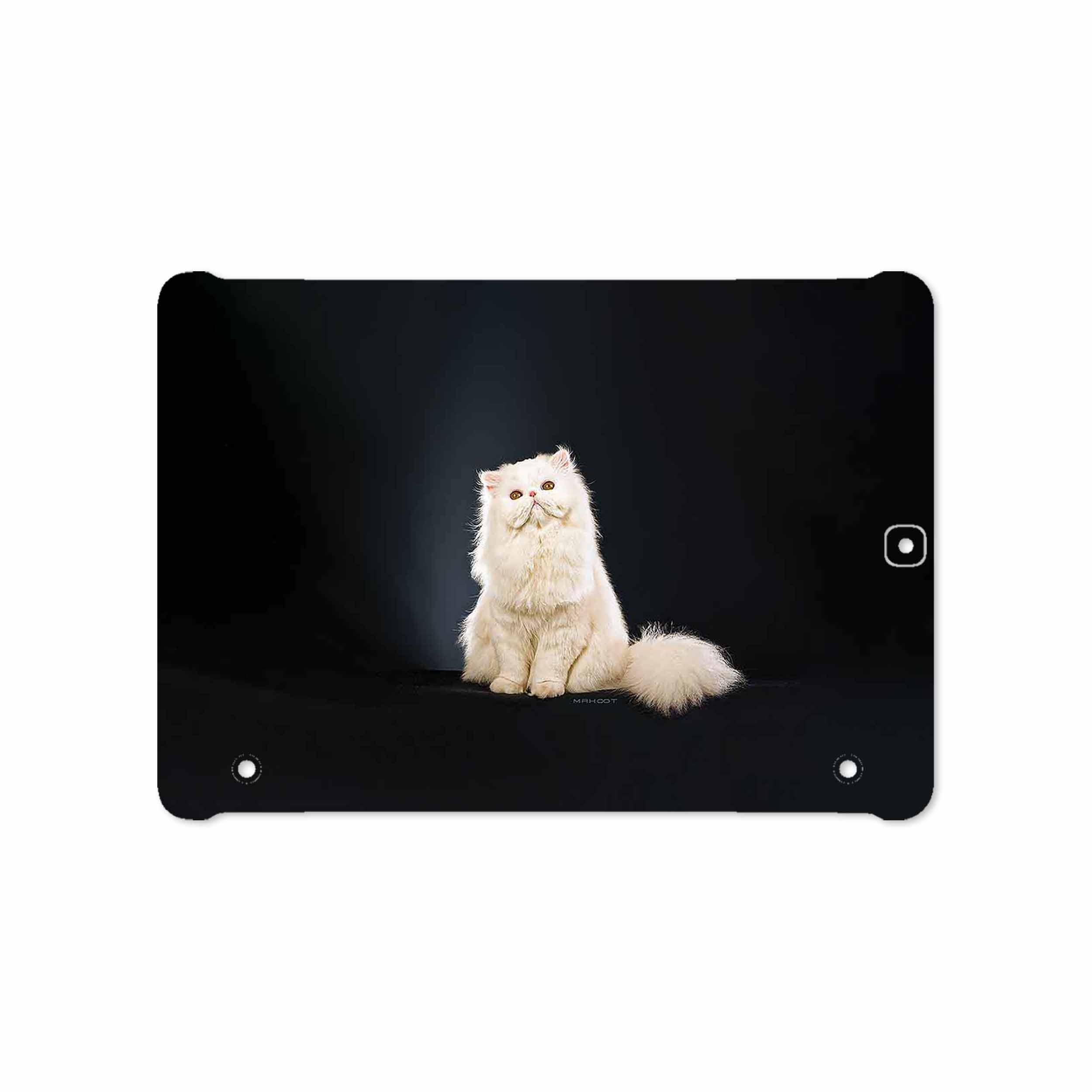 بررسی و خرید [با تخفیف]                                     برچسب پوششی ماهوت مدل Persian cat مناسب برای تبلت سامسونگ Galaxy Tab S2 9.7 2016 T813N                             اورجینال