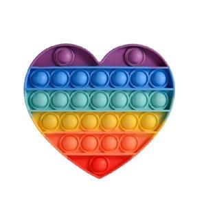 فیجت ضد استرس مدل پاپ ایت قلبی