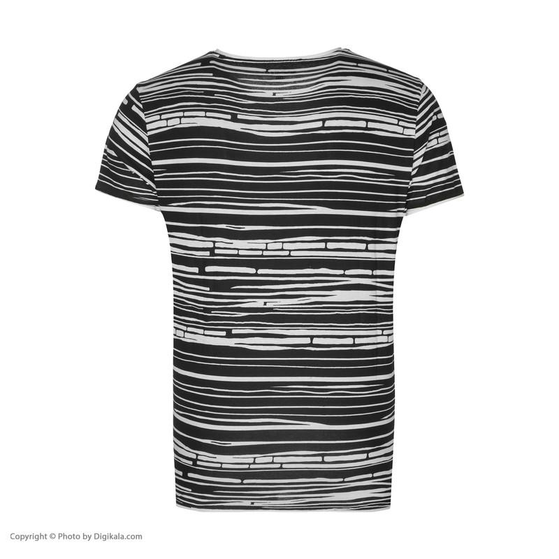 تیشرت آستین کوتاه مردانه کالینز مدل CL1033244-WHITE