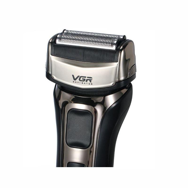ماشین اصلاح موی صورت وی جی ار مدل V-303 -  - 3