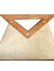 کیف زنانه دالاوین مدل دسته چوبی -  - 7