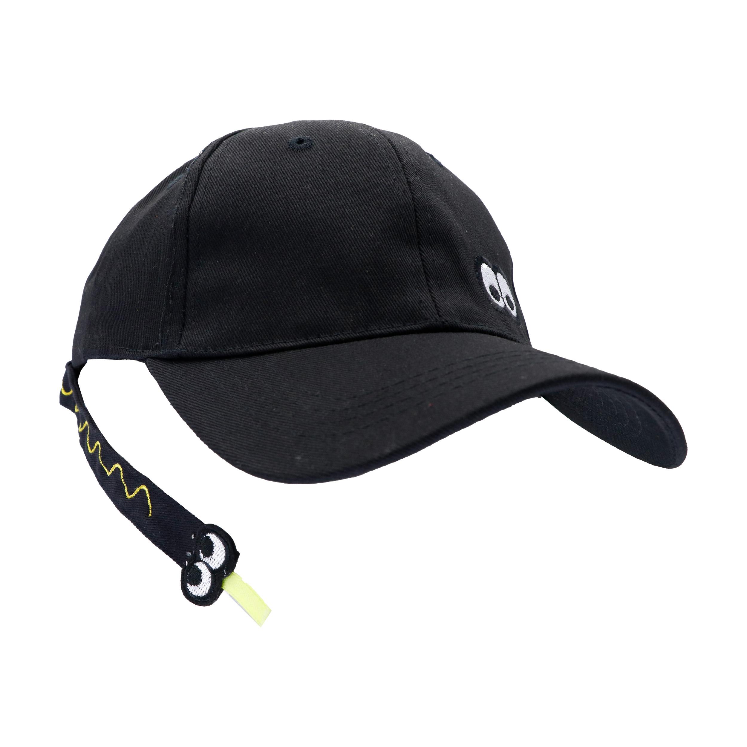 کلاه کپ بچگانه مدل LIN-CHESH رنگ مشکی