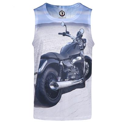 تاپ ورزشی مردانه مدل  موتورسیکلت کد HOND_MOTO
