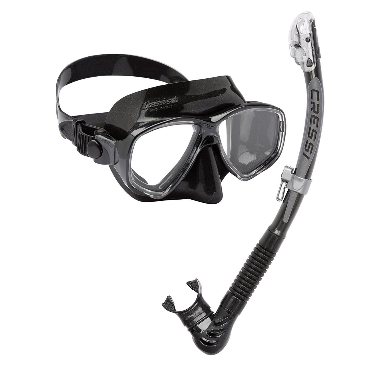 ماسک و اسنورکل شنا کرسی مدل MAREA DRY