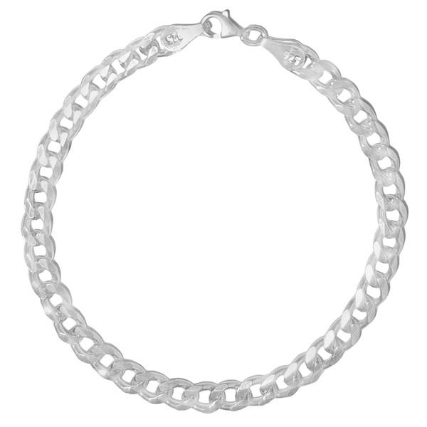 دستبند نقره مدل10