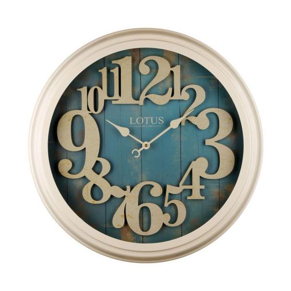 ساعت دیواری لوتوس مدل 16015