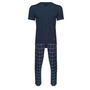 ست تی شرت و شلوار مردانه لباس خونه مدل طاها
