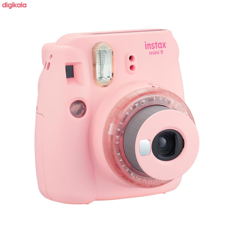 دوربین عکاسی چاپ سریع فوجی فیلم مدل Instax Mini 9 Clear main 1 6
