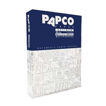 کاغذ A4 پاپکو مدل اپتیمم بسته 500 عددی
