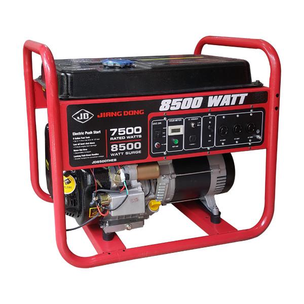 موتور برق بنزینی جیانگ دانگ مدل 8500 WATT