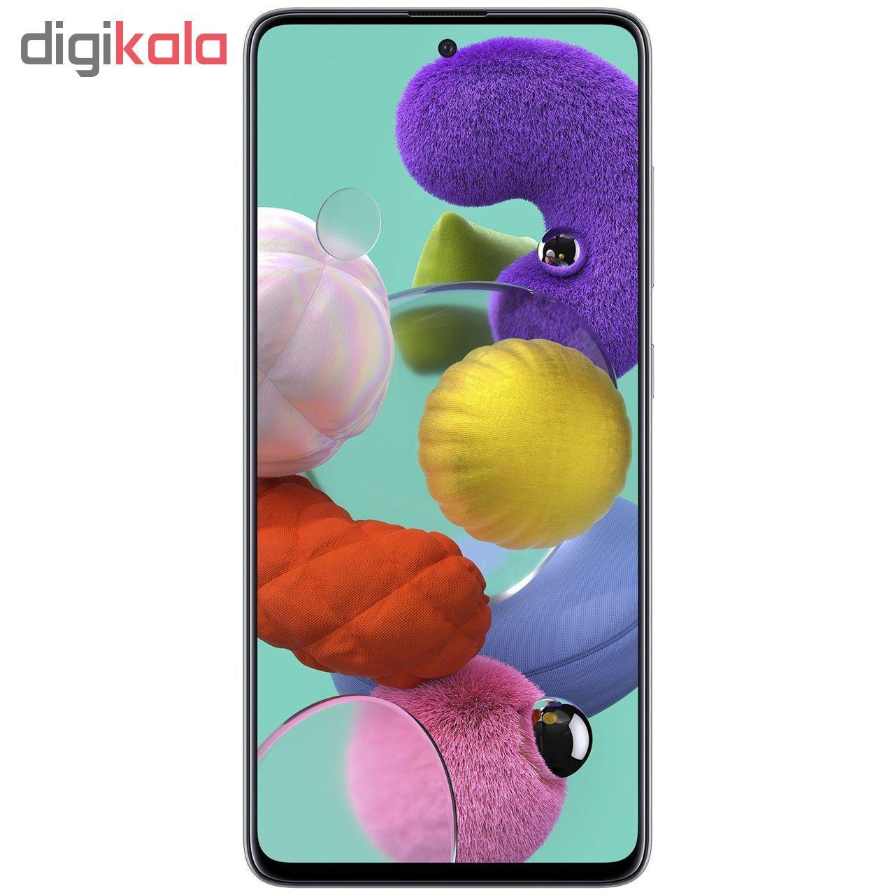 گوشی موبایل سامسونگ مدل Galaxy A51 SM-A515F/DSN دو سیم کارت ظرفیت 128گیگابایت main 1 1