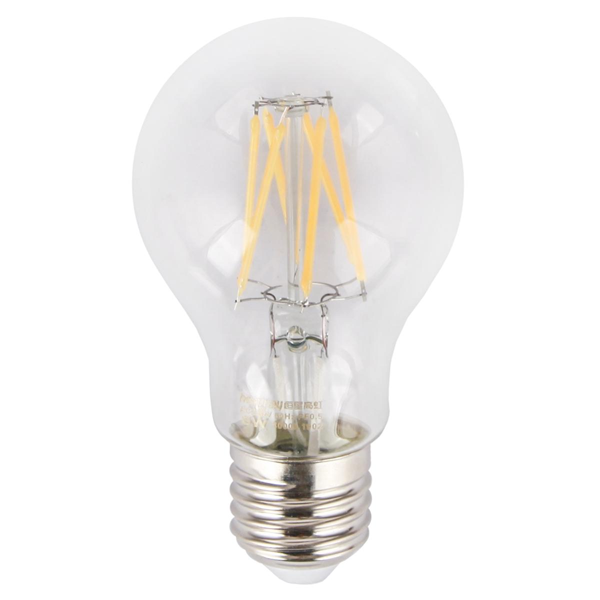 لامپ فیلامنتی 8 وات هیسانی مدل 24906 پایه E27