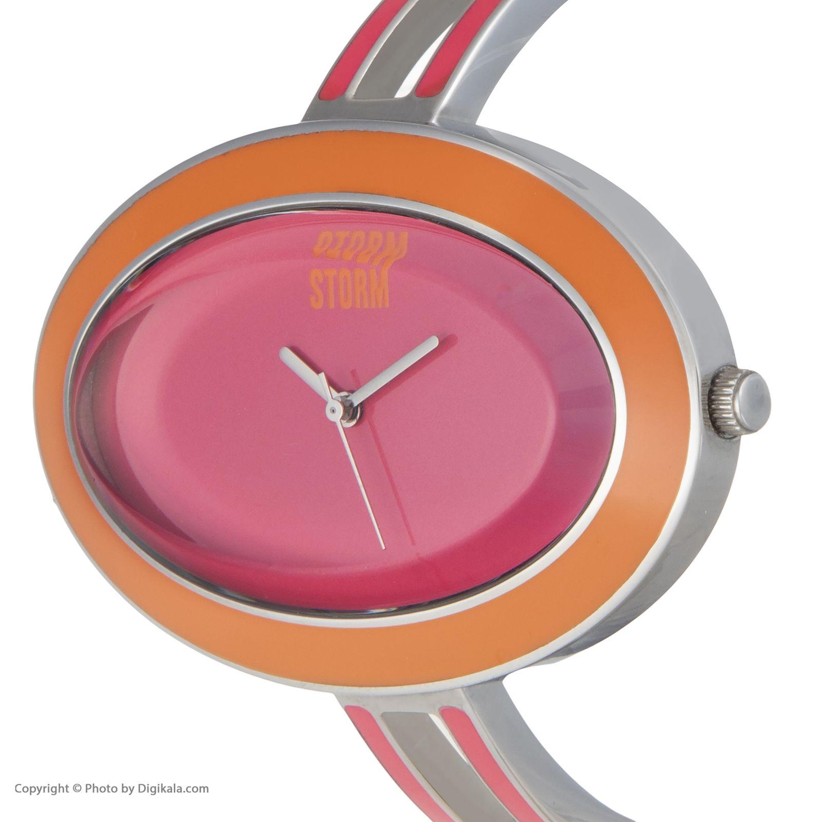 ساعت مچی عقربه ای زنانه استورم مدل ST 47123-WR -  - 4