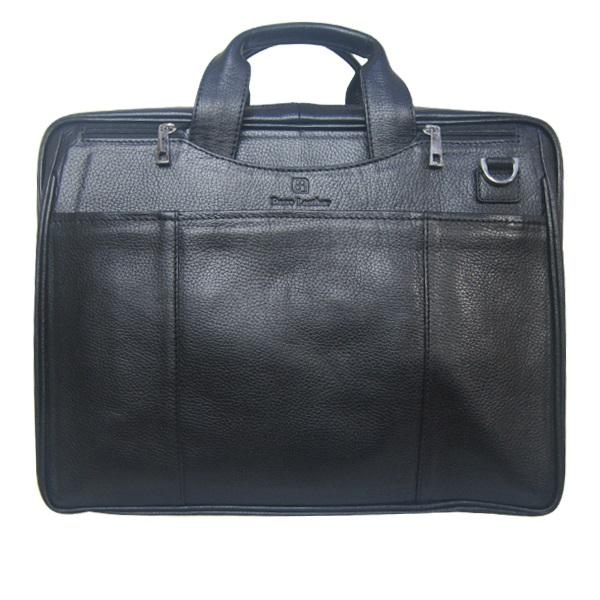 کیف اداری مردانه انزو چرم مدل FL 5129 - 2