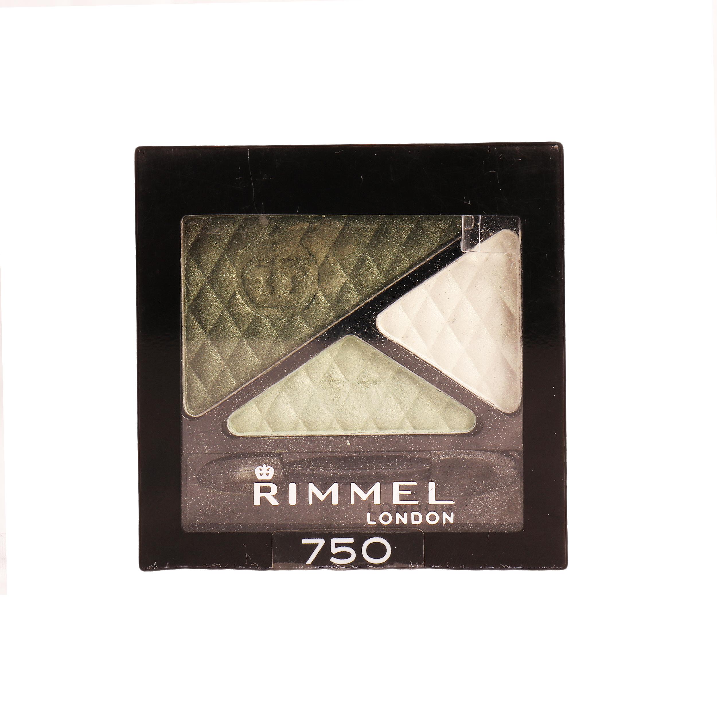 پالت رژ گونه ریمل لاندن  شماره 750 کد 07