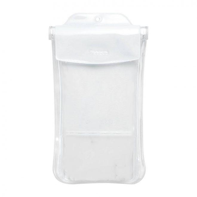 بررسی و {خرید با تخفیف} کیف ضد آب باسئوس مدل ACFSD-c02 مناسب برای گوشی موبایل تا سایز 7.0 اینچ اصل
