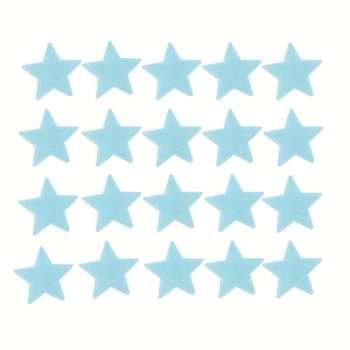 استیکر کودک طرح ستاره شب تاب کد BS بسته 60 عددی