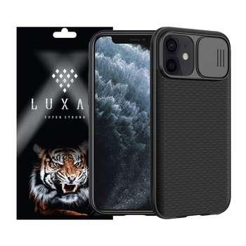 کاور لوکسار مدل LensPro-222 مناسب برای گوشی موبایل اپل iPhone 12 Mini