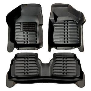 کفپوش سه بعدی خودرو مدل Q1b مناسب برای کوییک